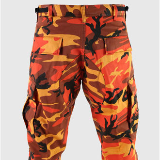Herren Hose ROTHCO - SAVAGE - ORANGE