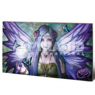 Holzbild  Anne Stokes - Mystic Aura - PYRAMID POSTERS - LW11247