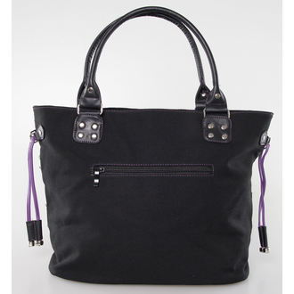 Handtasche BANNED - Sugar Skull - Purple - BBN760