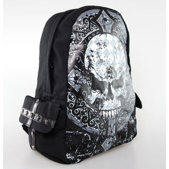 Rucksack BANNED - Skull Cross - Black - BBN763