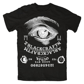 Herren T-Shirt   BLACK CRAFT - Ouija - Black - MT025OA
