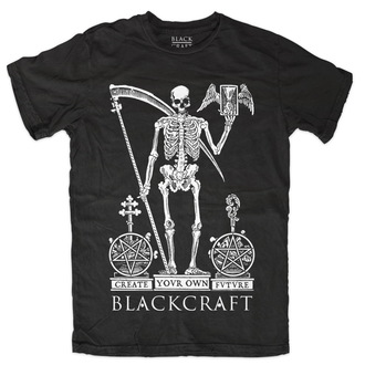 Herren T-Shirt   BLACK CRAFT - Death Watch - Black - MT080DH