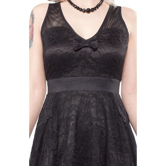 Damen Kleid  SOURPUSS - Tear Up The Town - Black - SPDR119