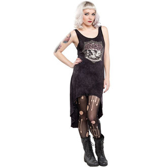 Damen Kleid  SOURPUSS - Hi Low Omni - Black - SPDR96