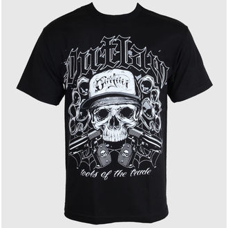 Herren T-Shirt Outlaw Threadz - Tools Of The Trade - MT04