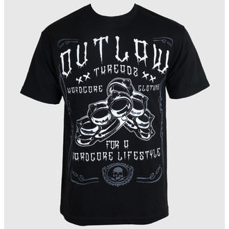 Herren T-Shirt Outlaw Threadz - Hardcore - MT19