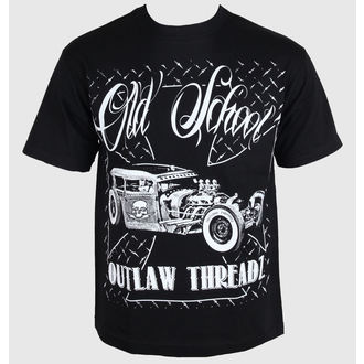 Herren T-Shirt Outlaw Threadz - Old School - MT28