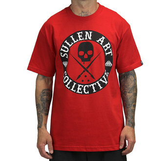 Herren T-Shirt SULLEN - All Day - RED