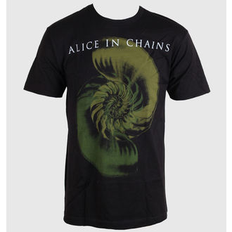 Herren T-Shirt Alice In Chains - Shell Shock - Black - BRAVADO - AIC1012