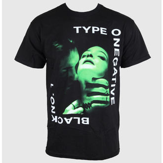 Herren T-Shirt Type 0 Negative - Black - BRAVADO - TON2000-2