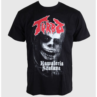 Herren T-Shirt   Turbo - Kawaleria Szatana - Black - CARTON, CARTON, Turbo