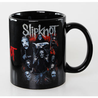 Tasse Slipknot - Come Play Dying - Black - ROCK OFF - SKMUG01