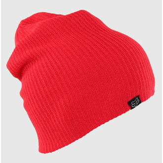 Strickbeanie  FOX - Courage - Flame Red
