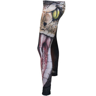 Damen Hose  (Leggings) SPIRAL - SNAKE EYE STUD - TR365430
