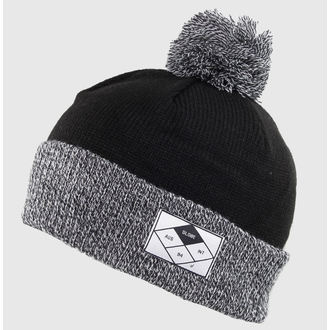 Strickbeanie  GLOBE - WHITWORTH - GB71339014 - BLACK/GREY