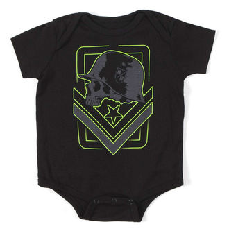 Baby Body  METAL MULISHA - TAG BOYS - BLK