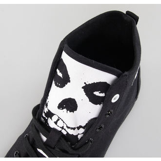 Schuhe IRON FIST - Misfits High Top - Black - IFUVUL2007LIC