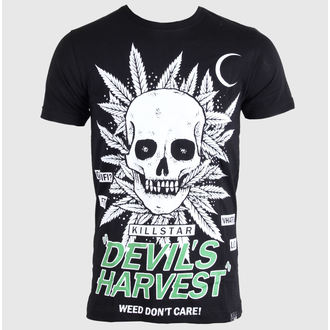 T-Shirt (Unisex) KILLSTAR - Devil'S Harvest - Black
