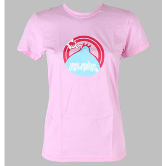 Damen T-Shirt Arctic Monkeys - Pink Blog - JSR, Just Say Rock