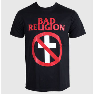 Herren T-Shirt   Bad Religion - Cross Buster - PLASTIC HEAD - PH6045