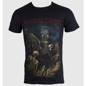 Herren T-Shirt   Cannibal Corpse  - A Skeletal Domain 4 - PLASTIC HEAD, PLASTIC HEAD, Cannibal Corpse