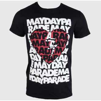 Herren T-Shirt   Mayday Parade - Heart - PLASTIC HEAD - PH8348