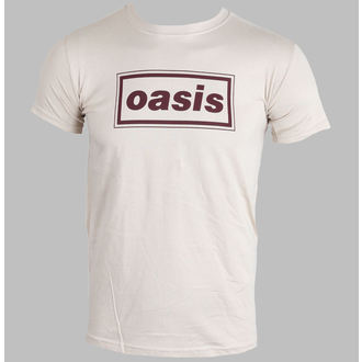 Herren T-Shirt  Oasis - Classic Logo (Brown) - PLASTIC HEAD - PH7387