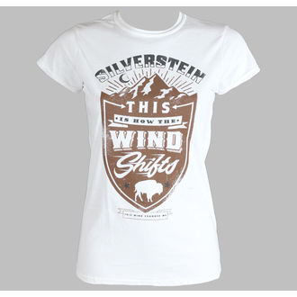 Damen T-Shirt Silverstein - Crestl - PLASTIC HEAD - PH8368