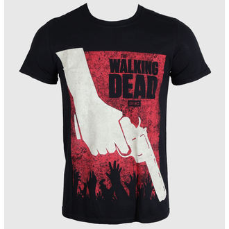 Herren T-Shirt   The Walking Dead - Revolver - PLASTIC HEAD - PH8589