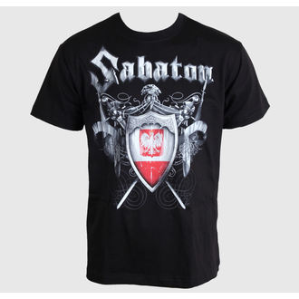 Herren T-Shirt Sabaton - 40:1 Always remember - Black - CARTON - 411