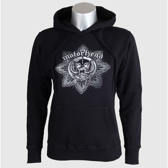 Damen Hoodie Motörhead - Pig Badge - ROCK OFF - MHEADHOOD04LB