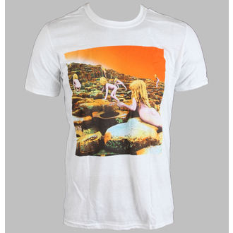 Herren T-Shirt LED ZEPPELIN - WEISS HOTH ALBUM COVER - WEISS - LIVE NATION, LIVE NATION, Led Zeppelin
