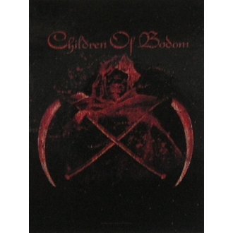 Fahne Children of Bodom - Crossed Scythes - HFL0813