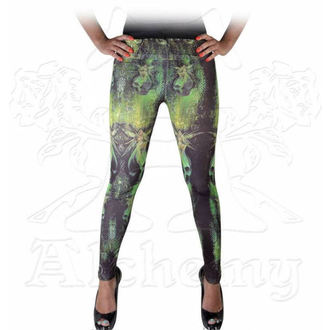 Damen Hose  (Leggings) ALCHEMY GOTHIC - Absinthe Fairies - AL2