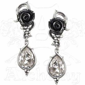 Ohrringee ALCHEMY GOTHIC - Bacchanal Rose - E347