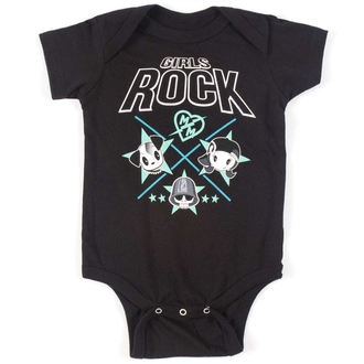Baby Body  METAL MULISHA - GIRLS ROCK - BLK