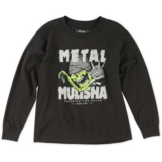 Kinder Langarmshirt  METAL MULISHA - RULE BREAKER - BLK