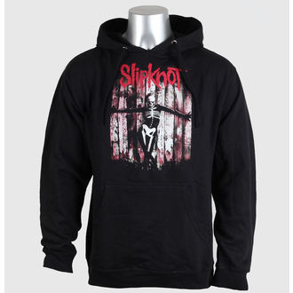 Männer Hoodie Slipknot - THE GRAY CHAPTER SKELETON - BRAVADO - 15092217
