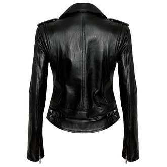 Damen Motorradjacke  KILLSTAR - Vegan Biker - Black - 0302