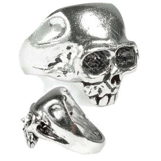 Ring Skull - Alchemy Gothic - R6