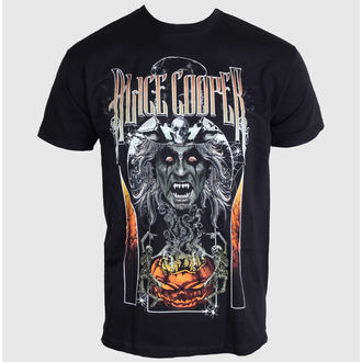 Herren T-Shirt   Alice Cooper - I Am Halloween - ROCK OFF - ACTEE12