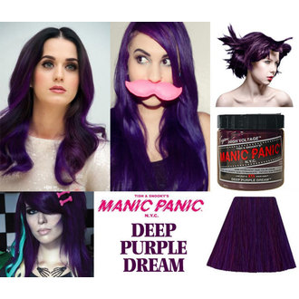 Haarfarbe MANIC PANIC - Classic - Deep Purple Dream