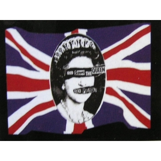 Fahne Sex Pistols - God Save The Queen - HFL0822