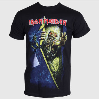 Herren T-Shirt Iron Maiden - No Prayer - ROCK OFF - IMTEE34