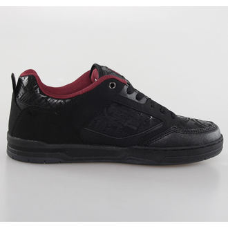 Herren Schuhe  ETNIES - METAL MULISHA - Cartel 597 - Black/Red/Grey
