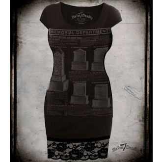 Kleid (Tunika) Damen SE7EN DEADLY - Memorial Department, SE7EN DEADLY