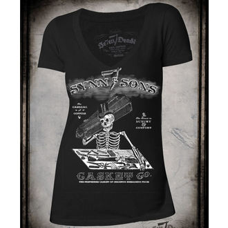 Damen T-Shirt SE7EN DEADLY - Synn & Sons - SE006