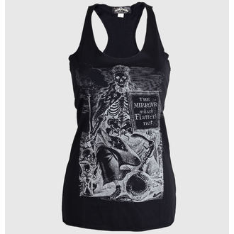 Damen Tank Top SE7EN DEADLY - Mirror Which  Flatters Razor Black, SE7EN DEADLY