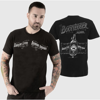 Herren T-Shirt SE7EN DEADLY - Bootlegger, SE7EN DEADLY