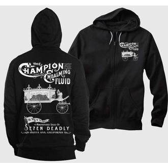 Herren Hoodie SE7EN DEADLY - Embalming, SE7EN DEADLY